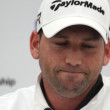 Sergio Garcia apologises to Tiger Woods over 'fried chicken' comment - video