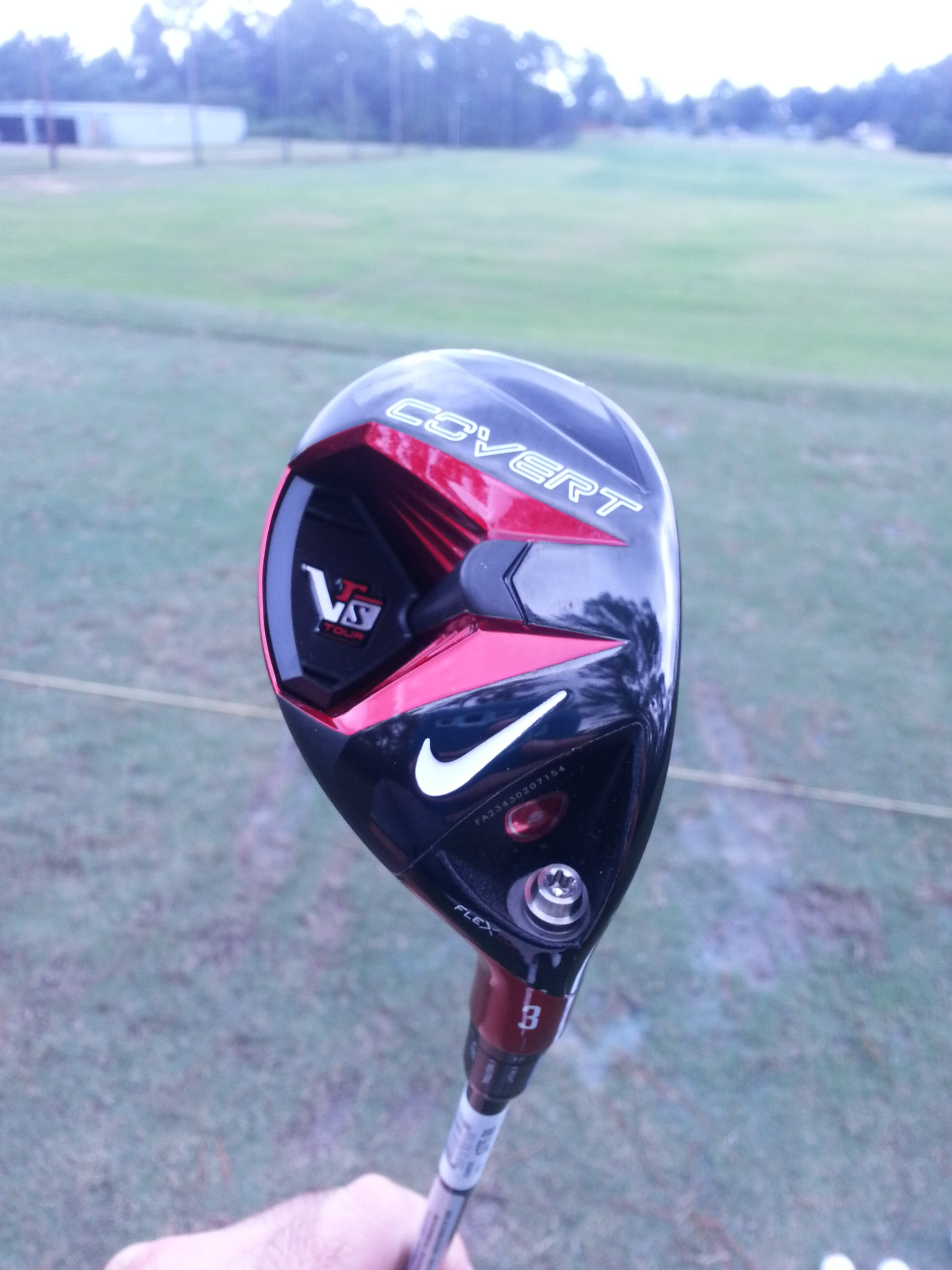 Nike VR S Covert Tour 3 & 4 Hybrid Club Review - Bunkers
