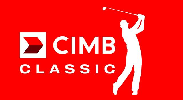CIMB Classic reversed out logo