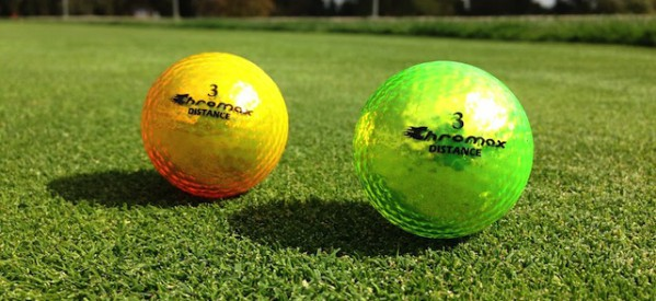 Chromax Distance Golf Balls Review: Never Out of Sight