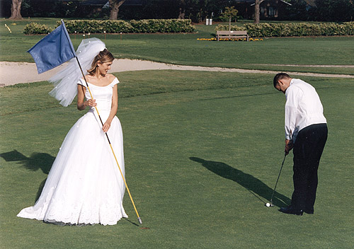 wedding_golf