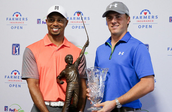 butch harmon upset with tiger woods for playing on