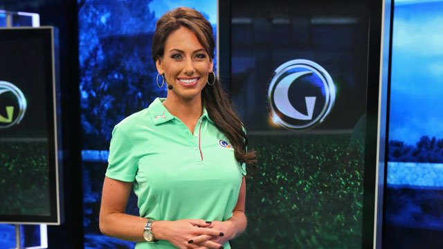 Gallery Morning Drive Golf Channel Girl