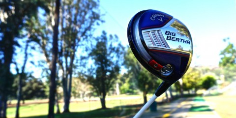 Callaway Big Bertha Club Head