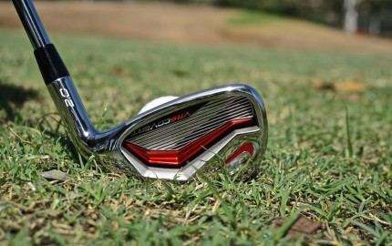 Nike VRS Covert 2.0 Irons Address Rear Cavity