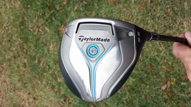 TaylorMade JetSpeed Driver Bottom