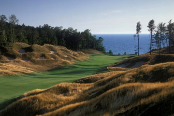 Great Lakes State for Great Golf