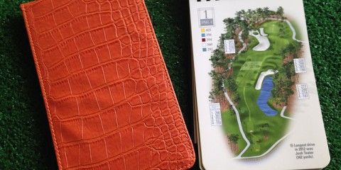 Coobs Golf Yardage Book TPC Sawgrass 2