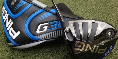 Ping G30 Driver:Headcover