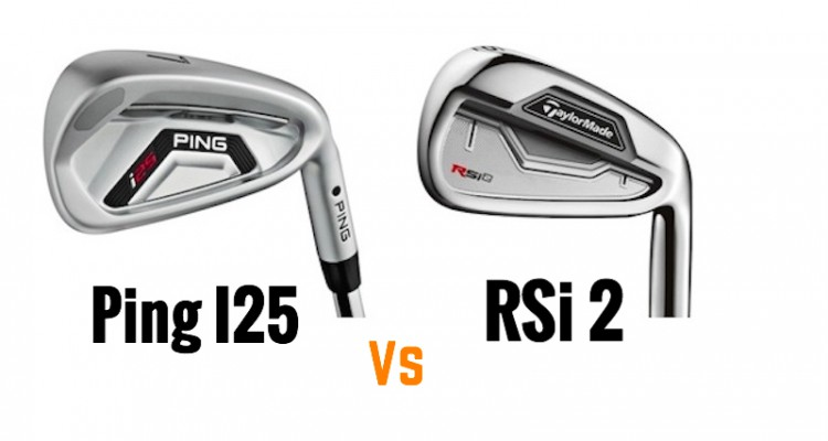 Ping i25 vs TM RSi 2