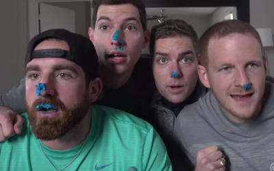 dude perfect super bowl stereotpes