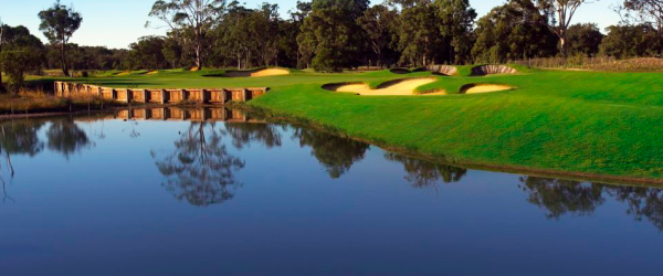 Golf Water Hole