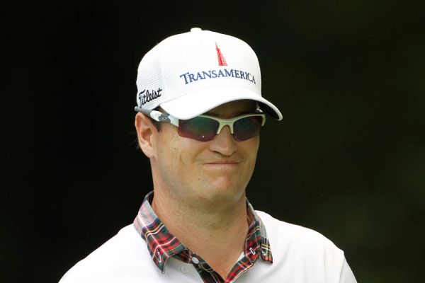 BETHESDA, MD - JUNE 17:  Zach Johnson walks on the 14th hole during the second round of the 111th U.S. Open at Congressional Country Club on June 17, 2011 in Bethesda, Maryland.  (Photo by Jamie Squire/Getty Images)