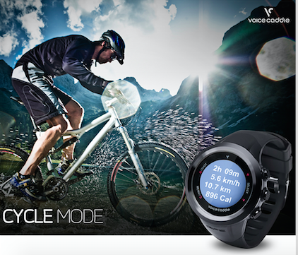 Cycle Mode VC T2 Watch