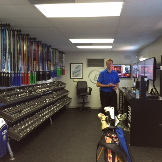 Cool Clubs Fitting 1